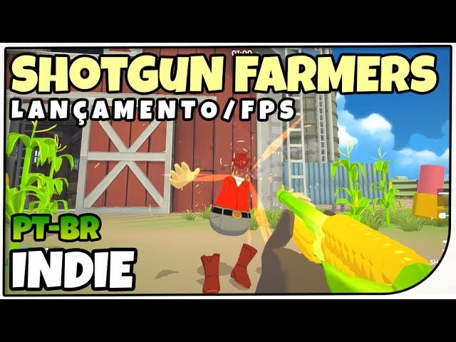 Руководство запуска: Shotgun Farmers по сети