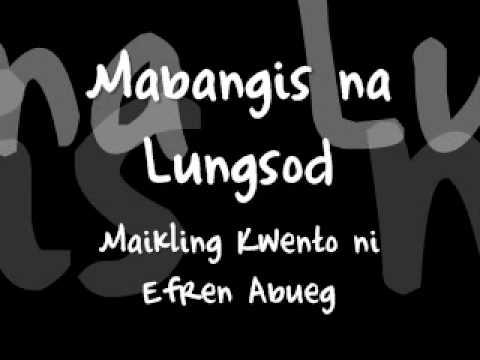 Maikling Kwento Tagalog