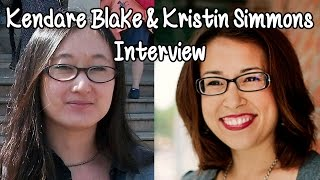 Kendare Blake & Kristen Simmons Interview + GIVEAWAY (USA)