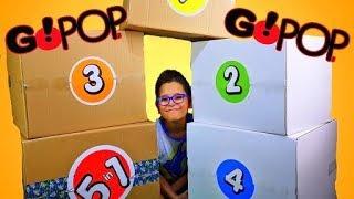 APRO 5 SCATOLE A SORPRESA - BACK TO SCHOOL - Leo Toys