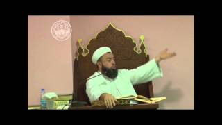 Masum Bayraktar Hoca Efendi Aşura Programı 03.11.2014 Fatih Medreseleri