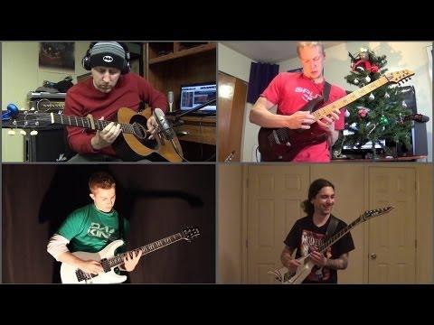 We Three Kings (w/ Eric Calderone, Cole Rolland, & Bryce Goertzen) ...ROCKS!