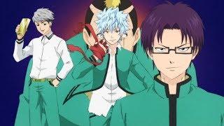 Top 8 Anime of Winter 2018
