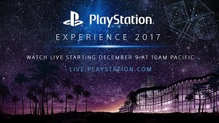 PlayStation® Live from PSX 2017 | English CC