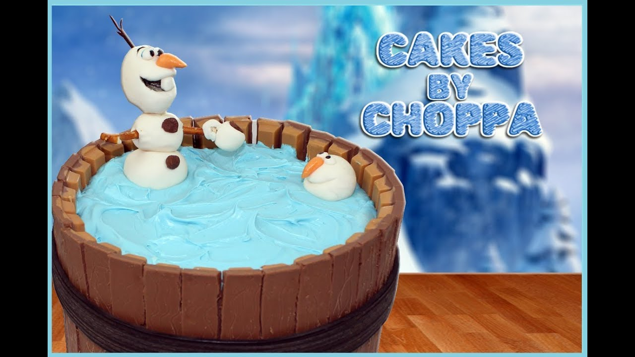 Homemade Frozen Birthday Cake Ideas Image Inspiration of Cake and