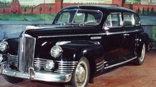 #2042. ZiL 110 Tuning [RUSSIAN CARS]
