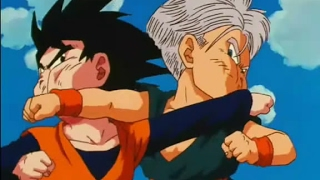 GOTEN V TRUNKS AMV xxxtentacion- run up on me