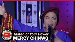 Mercy Chinwo - Tasted of Your Power (Studio Performance)