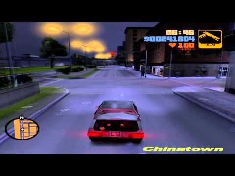 Let's play GTA3 (Deutsch) Teil 8 - Sex, Drugs, Rock n' Roll!!! find die Polizei nicht doll!?!?
