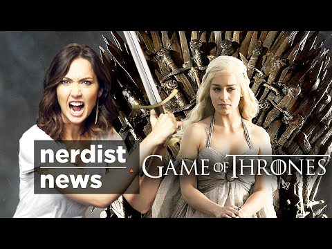 Watch GAME OF THRONES Season 4 Early Nerdist News w Jessica Chobot