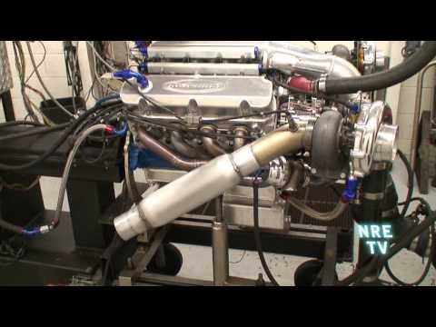 New 1500 HP TT 428 Small Block Ford.  View in HD.  Export to Belgium.  From Nelson Racing Engines.