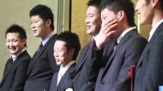 帝京大学空手道部 送別会レポート