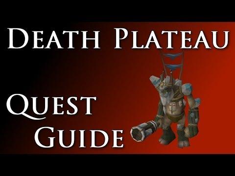 RSQuest: Death Plateau Quest Guide [Runescape 3]
