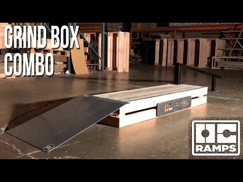Grind Box combo by OC Ramps