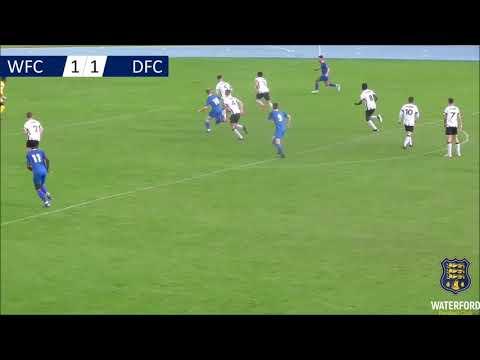 U19 QF: Waterford FC v Dundalk - RSC - October 2019