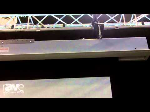 InfoComm 2015: Draper Introduces Access FIT Screen, Smallest Recessed Screen on Market