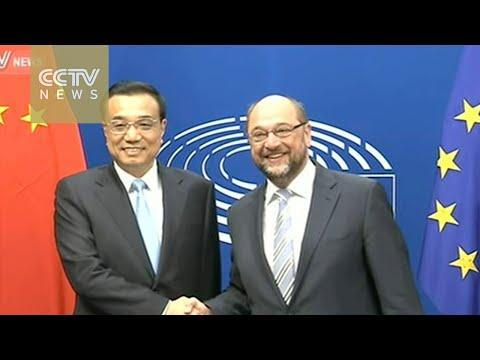 Li Keqiang meets with European Parliament President