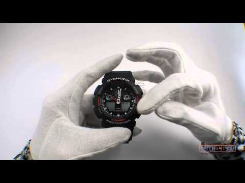 Калибровка стрелок в часах Casio G-Shock с комбинированной стрелочно-электронной индикацией времени