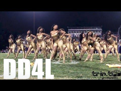 Dancing Dolls (2017) | Epic Field Showdown [feat. Edna Karr Band] | Season 4B Premiere
