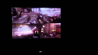 Benq joybee gp2 split screen Zombies HD