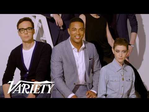 Variety's Power Of Pride Cover Shoot: Behind the Scenes