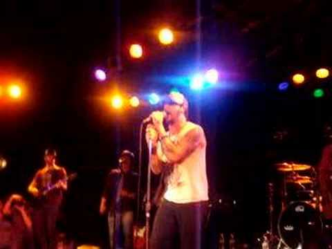 aj mclean at the roxy