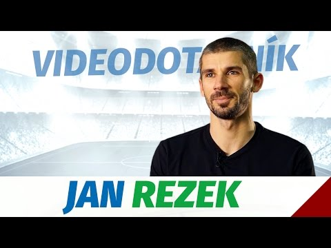Videodotazník - Jan Rezek