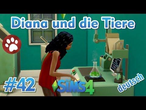 Sims 4 - Diana und die Tiere #42 - Diana stellt Ambrosia her