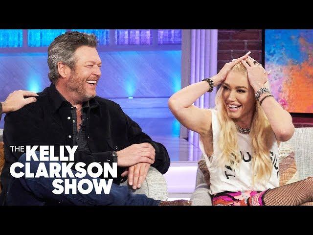 Blake Shelton's Manly Ranch Moves Won Over Gwen Stefani's Family: Hear Her Hilarious Story! thumbnail