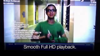 PixePlay KURO Smart Player Demo Vid