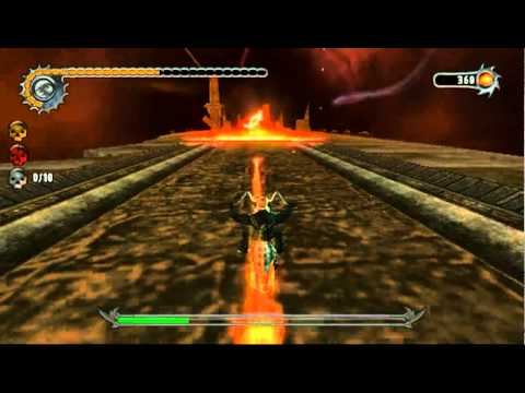 Ghost Rider PSP Gameplay (HD)