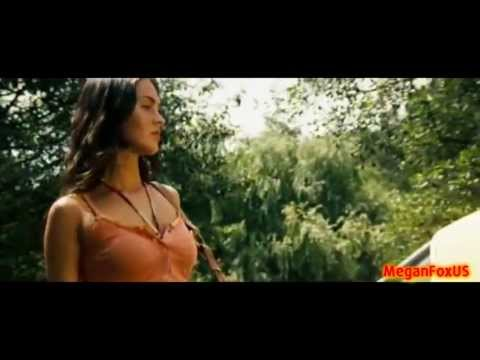 Sexy Megan Fox Car Scene - Transformers