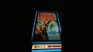 Regal Entertainment Group/ AT&T policy