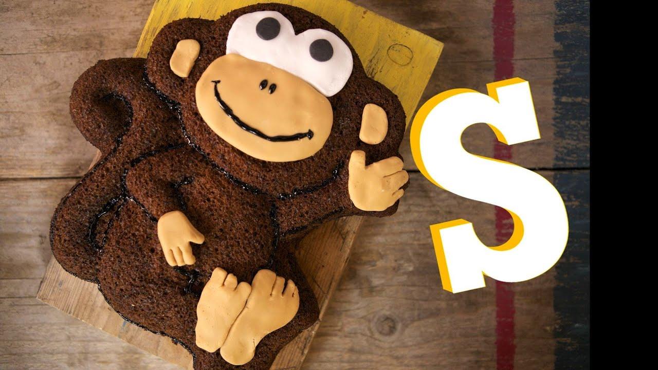 Monkey Banana Cake Youtube