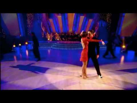 Strictly Come Dancing Season 4 Professional Dancers are: Vincent Simone & Flavia Cacace No copyright, belongs to the BBC.