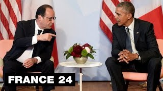 NSA spying: US spied on last three French presidents, WikiLeaks says