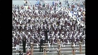 Alabama A&M Star Spangled Banner (2007)