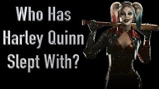 Who Has Harley Quinn Had Sex With?