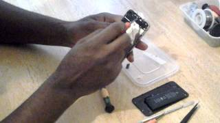 How to Fix Iphone 4/4s Front Camera
