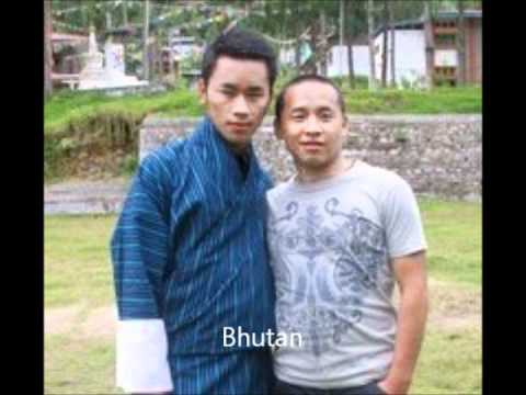 Pema T Tsultrim  Bhutanese Songs 2012..., video