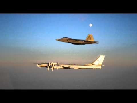 NORAD Head Says Russia Increasing Arctic Long Range Air Patrols
