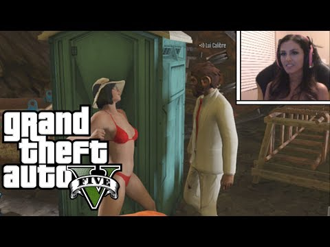 GTA 5 Online - Funny Adventure W/ Lui Calibre!