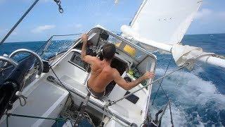 The Fine Art of Sailing Uphill - Free Range Sailing Ep 45