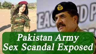 Pakistan Army using Pashtun girls as $ex workers | Oneindia News