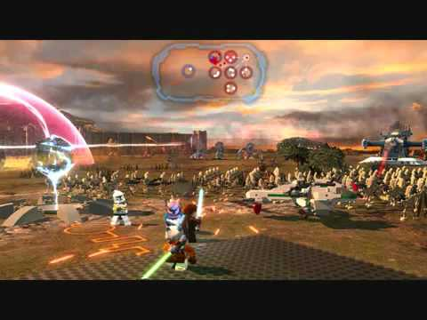 Lego Star Wars 3: The Clone Wars .-. Crack-FLT + TORRENT LINK