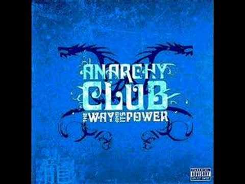Anarchy Club - Hidden By Blue
