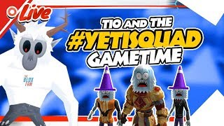 Game Time with Tio | Random Games [Rthro?] 🔴Roblox YETI Live