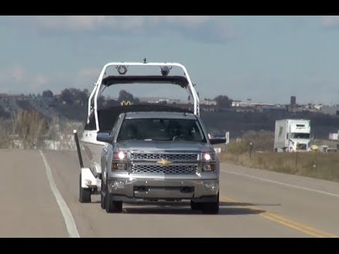 2014 Chevy Silverado 6.2L vs Nissan Titan vs GMC Sierra 5.3L vs Towing Matchup Test (Part 3)