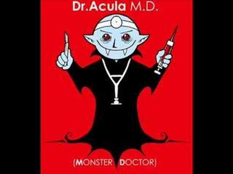 Dr Acula - Piano Lessons Can Be Murder