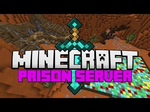 Minecraft: OP Prison #44 LUCKY RANKUP Minecraft Prison Server